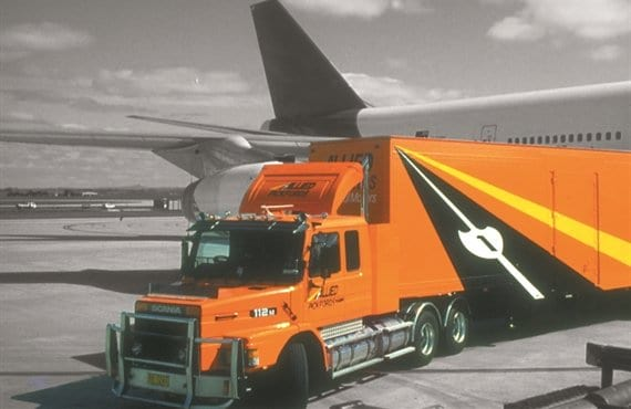 International relocation services through Allied Van Lines.