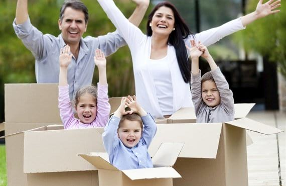 Stress-free local and long distance moving services.