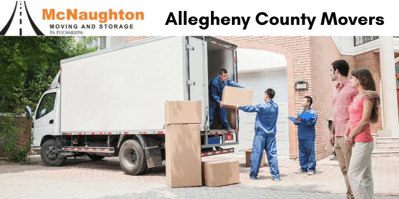 Allegheny County PA Movers