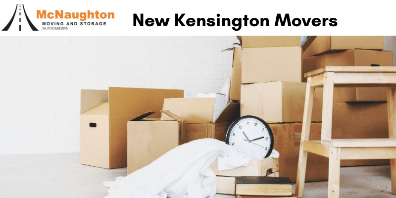 Moving Company New Kensington PA