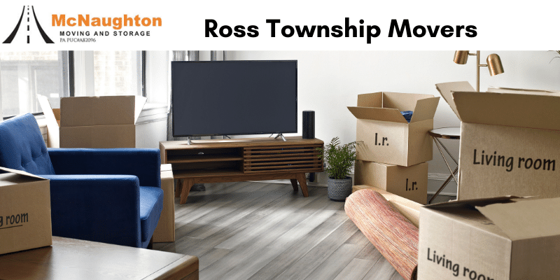 Ross Township Storage and Moving Services