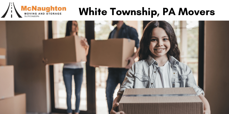 White Township PA Movers