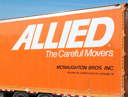McNaughton Allied Trailer