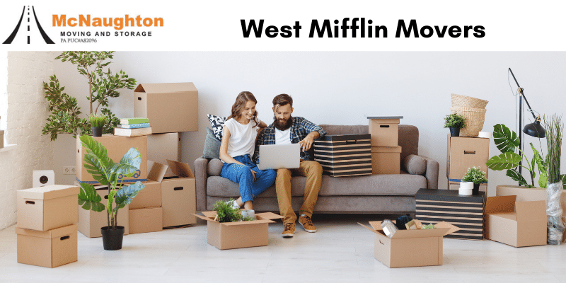 West Mifflin, PA Movers